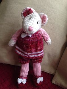 Another Mary Janes tearoom mouse