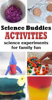 Science Buddies Science Activities