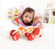#playhouse #oyuncak #hape #toy #play #cocuk #tekerleklikopek