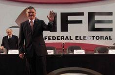 Entrega IFE borrador de pacto de civilidad | Info7 | Nacional
