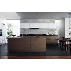 Kitchen/リフォーム/パナソニック/リノベーション/Panasonic/新築建築中...などのインテリア実例 - 2016-06-02 02:18:07 | RoomClip (ルームクリップ) Kitchen Interior, Kitchen Design, Interior Architecture, Interior Design, Architect House, House Goals, Kitchen Styling, Sweet Home, Kitchen Cabinets
