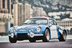 Alpine-Renault A110 1800 Group 4 Works 1974 01