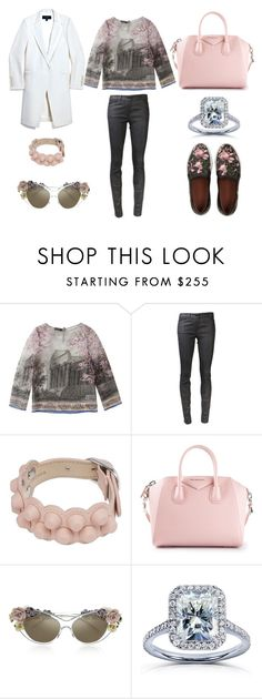 """""""Untitled #170"""" by nina-west19 ❤ liked on Polyvore featuring Dolce&Gabbana, T By Alexander Wang, Tommy Hilfiger, Balenciaga, Givenchy, Annello, valentino and dolcegabbana"""