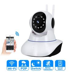 Ip Camera 1080p Wifi Security Ip Cam 2.0mp Full Hd Home Cctv Mini Bullet Camera Onvif Surveillance System Micro Sd Slot P2p Numerous In Variety Video Surveillance Security & Protection