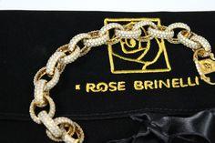 #Rosebrinelli #bracelet #RB #Crystal #gold #jewelry #opal #white