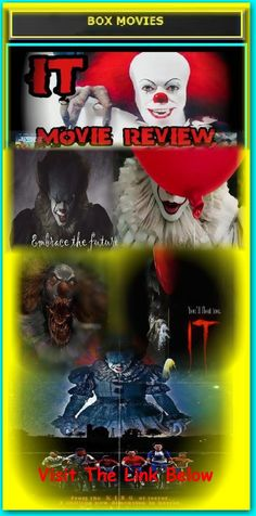A group of bullied kids band together when a monster, taking the appearance of a clown, begins hunting children.