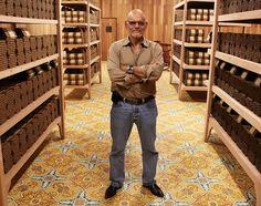 E.P. Carrillo Cigars - My Main Man, Ernesto Perez Carrillo....he makes it happen!
