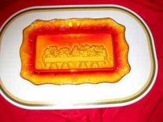 -reduced-'THE LAST SUPPER' RELIGIOUS GLASS PLATE, CHINA, DISHES, PLATE - $50 (SANTA)