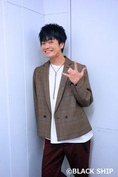 福山潤 Jun Fukuyama, Nobunaga Shimazaki, Xxxholic, Actors, Voice Actor, The Voice, Blazer, Japanese, Boys