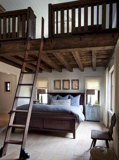 Nice 35 Beauty and Comfy Farmhouse Bedroom Design Ideas https://homeylife.com/35-beauty-comfy-farmhouse-bedroom-design-ideas/