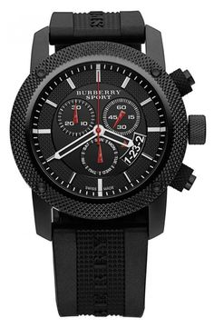 Burberry Sport Chronograph Watch