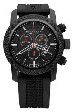 Burberry Sport Chronograph Watch