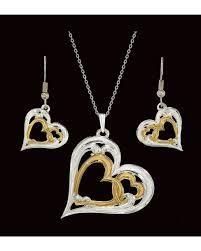 heart jewelry - Google Search