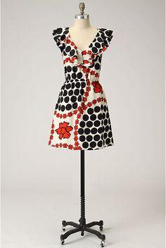 Create / Enjoy: A little dress with a big ruffle