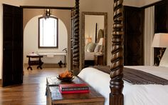 You May Be Wandering: Just Booked...Rosewood San Miguel de Allende
