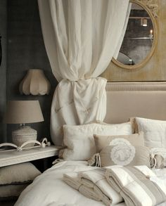 shabby and chic Blanc Mariclo bedroom details | Bedroom 2015 | BMC ...