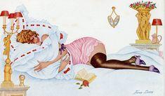 Vintage et cancrelats: Xavier Sager