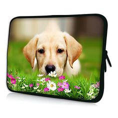 """HUADO® 15"""" Flower  Laptop Sleeve Case for MacBook Air Pro/HP/DELL/Sony/Toshiba/Asus/Acer – EUR € 11.87"""