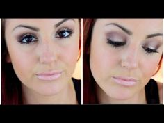 Sultry Brown Smokey Eye | Too Faced Chocolate Bar Palette - YouTube