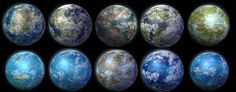 Last temperate planets image - FOC Alliance-Star Wars from the ...