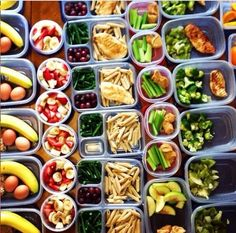 Inspiration for my weekly meal preps