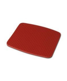 Look what I found on #zulily! Red Silicone Hot Mat #zulilyfinds