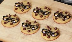 Yay for smart cookies                                         NERDY NUMMIES ( btw I did not make these)