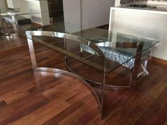 Center Table, Durga, Ideas Para, Ss, Furniture Design, Dining Table, Design Ideas, Iron, Steel