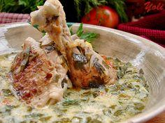 Вкусно с Йоли: Пиле магданозлия