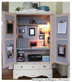 Guarda-roupa  home-office