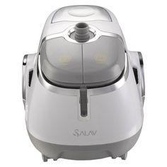 Salav Professional Series 1500w Garment Steamer - Silver Bottle Washer, Steamer, Industrial Design, Hanger, Silver, Products, Clothes Hanger, Industrial By Design, Clothes Hangers