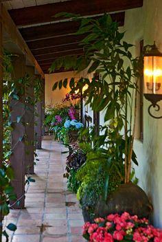 Hacienda Style Decorating Ideas