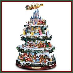 Shop The Bradford Exchange for Disney Mickey Mouse Through The Years Lamp. Mickey Mouse has certainly had his share of fun over the decades. Now, in celebration of the anniversary of Mickey Mouse coming in November we are delighted to introduce the. Tabletop Christmas Tree, Decoration Christmas, Holiday Tables, Christmas Carol, Christmas Time, Holiday Decor, Christmas Clock, Christmas Gifts, Christmas Deals