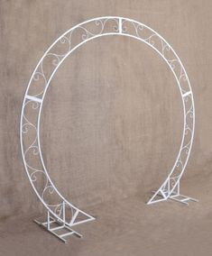 Ceremony – round wedding arch height, Passable circle wedding arch, Metal circle wedding backdrop, Flower arch Moon gate - Healthy Tutorial and Ideas Wedding Stage Decorations, Backdrop Decorations, Backdrops, Backdrop Wedding, Decor Wedding, Wedding Mandap, Backdrop Ideas, Backdrop Stand, Centerpiece Decorations