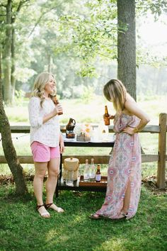 How To Throw A Beer-Tasting Party   theglitterguide.com