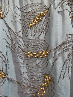 Try with embroidery