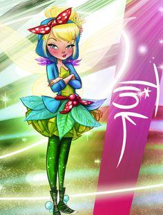 Disney Fairies - Pixie Party on Behance