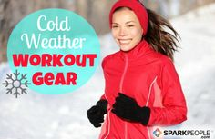 Cold Weather Workout Gear: How to layer up for warmth so you never miss a winter workout! | via @SparkPeople #fitness #exercise