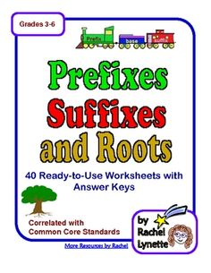 40 printable pages plus answer keys. $6.50