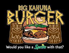 Big Kahuna Burger by ~Mister-JP