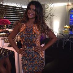 Ela cresceu! Filha de Flávia Alessandra comemora 15 anos com festa no Rio - BOL Fotos - BOL Fotos