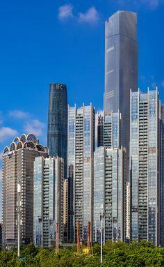GUANGZHOU | CTF Finance Centre | 530m | 1739ft | 111 fl | T/O - Página 129 - SkyscraperCity