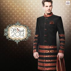 Balance regality and #elegance in the very fine #traditional outfit, only with #Vivaah2014