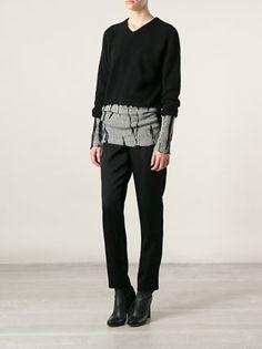 Suzusan Patterned Sweater - Penelope - Farfetch.com