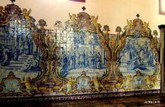 Roteiro de Setubal - Igreja Santa Maria da Graça ou Sé Catedral de Setúbal - onde fica?