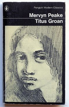 Titus Groan - First book in the Gormenghast series.  I love this series so much!!!