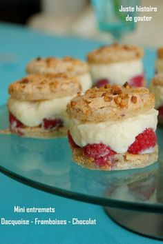 Juste histoire de goûter: Entremets/Bavarois & Cheesecakes
