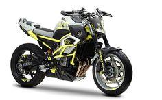 Moto Cage-six by Yamaha