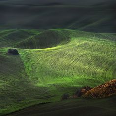 Volterra Toscana Italia, Green waves by Paolo Pagnini on 500px