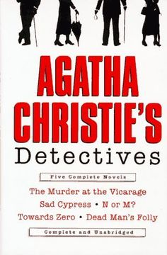 Agatha Christie's Detectives: Five Complete Novels: The Murder at ...